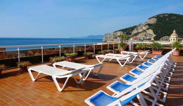 Hotel Villa Italia ★★★ </br> Finale Ligure