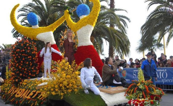 Sanremo in fiore 2014