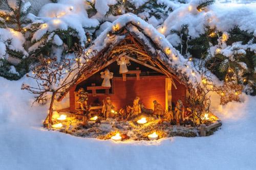Natale fai da te costruisci il tuo presepe presepe for Costruisci il tuo progetto di casa